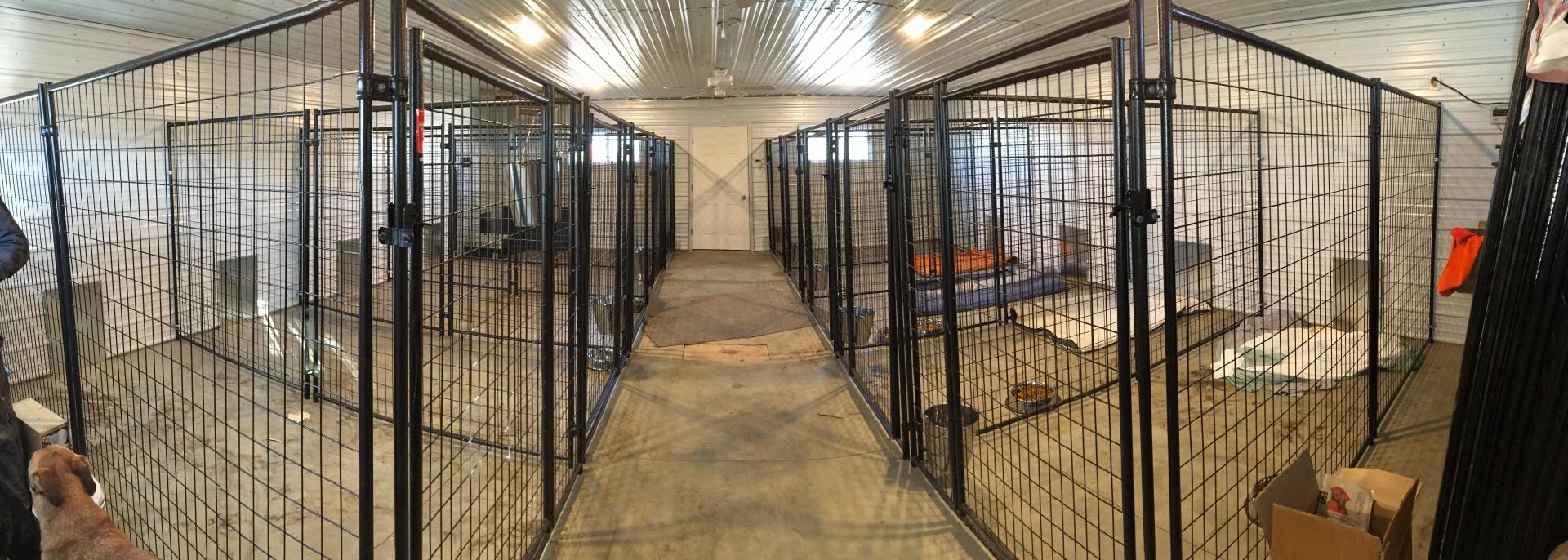 Dog Kennel North Dakota