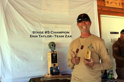 Stage 5 Champion NSZO 2014 - Dan Taylor - Team Zak