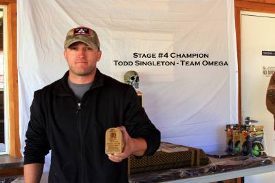 Stage 4 Champion NSZO 2014 - Todd Singleton - Team Omega