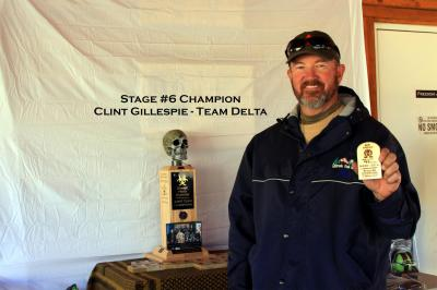 Stage 6 Champion NSZO 2014 - Clint Gillespie - Team Delta