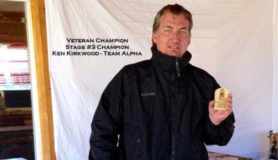 Stage 3 Champion NSZO 2014 - Ken Kirkwood - Team Alpha