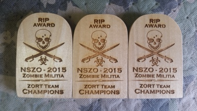 Rest in Peace Awards