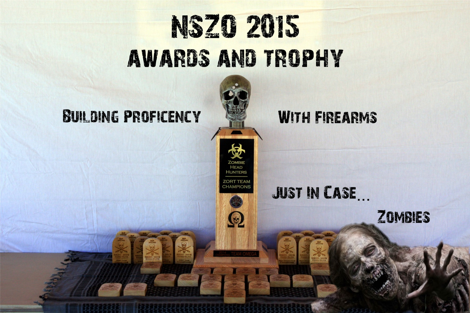 NSZO Trophy and Awards