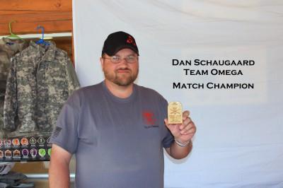 Dan Schaugaard- Match Winner
