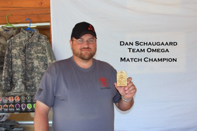Dan Schaugaard- Match Winner