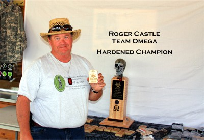 Roger Castle- Hardened Champion