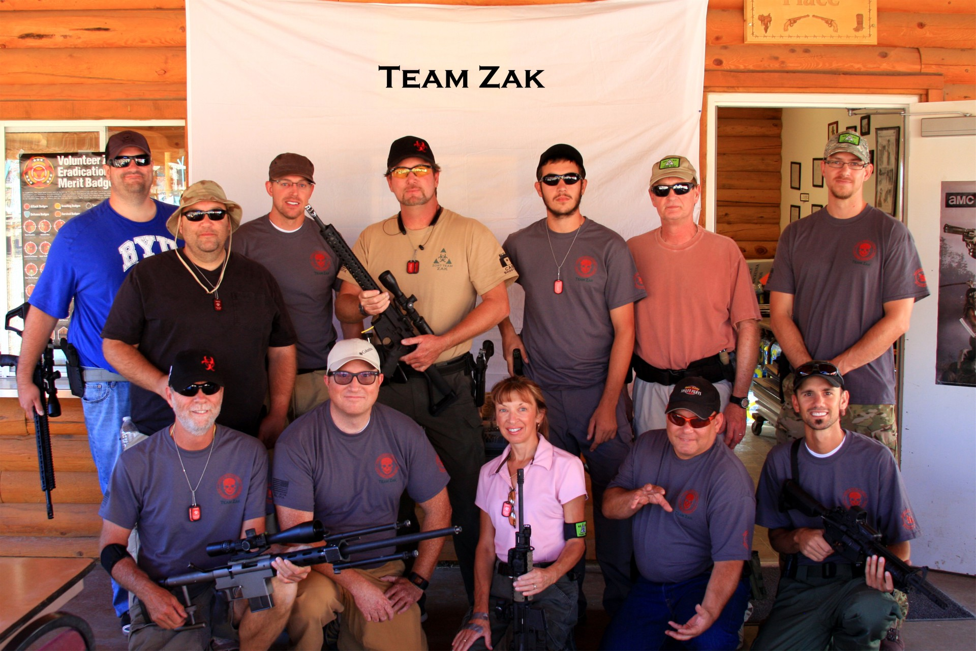 "Team ""Zak"""