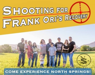 Shooting For Frank Ori's Recovery