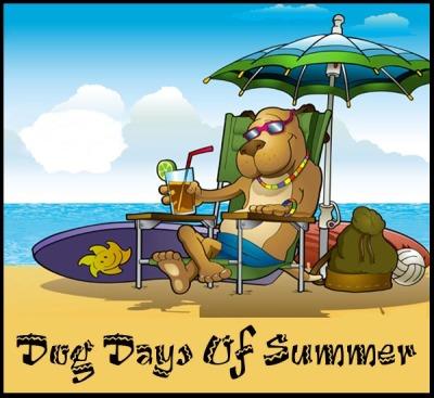 CASL August 2018 Dog Days of Summer Match