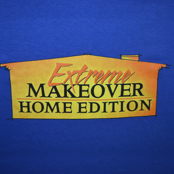 For Extreme Makeover Home Edition TV Program