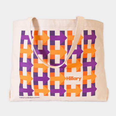 Currently available at shop.hillaryclinton.com