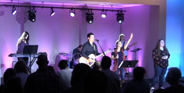 Worship Center: Sanctuary