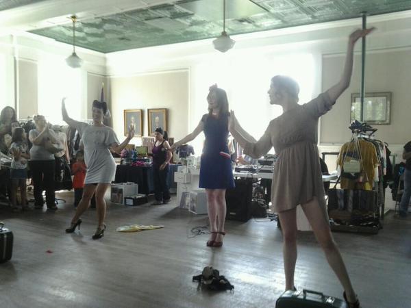 2011 Performance by Dem Damn Dames