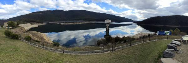 Thompson dam