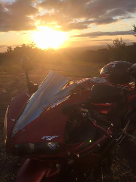 Stephen sunset