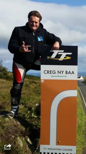 GMC at the Isle of Mann TT