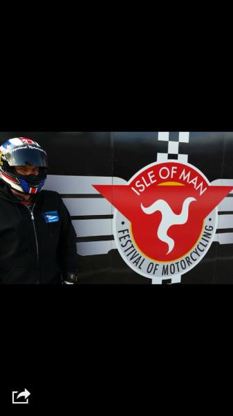 GMC at the Isle of Man TT