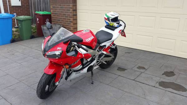 Tommy Nuzzaco 1999 R1