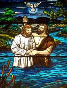 Baptism and Why Jesus Was Baptised