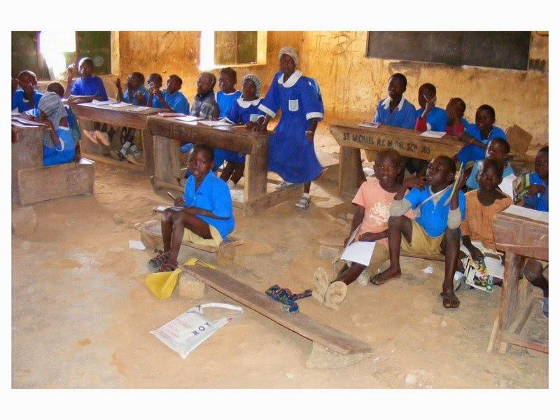 Inequality among African Schools