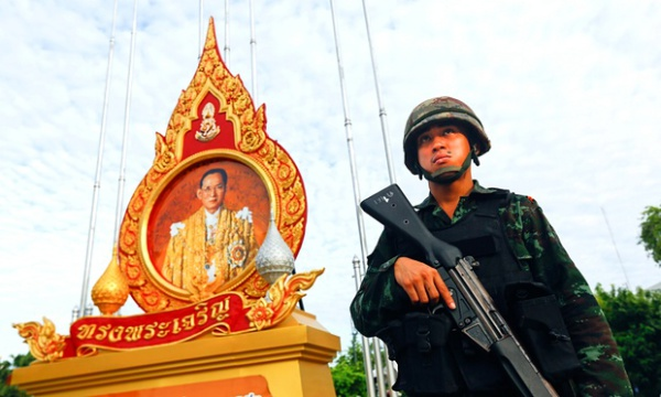 Man jailed for 30 years in Thailand for insulting the monarchy on Facebook