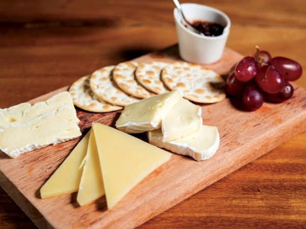 Cheese tastings for two