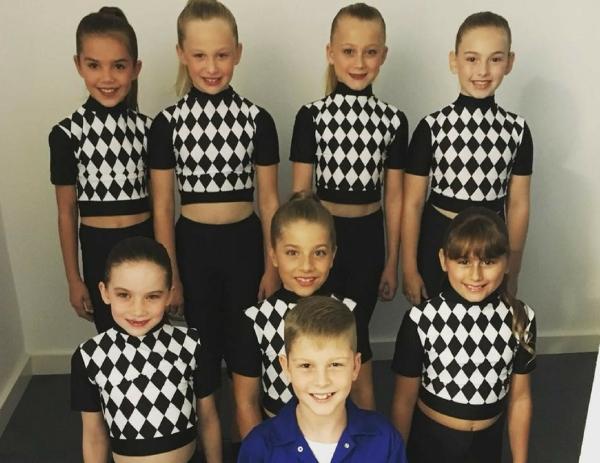 Junior Performance Team