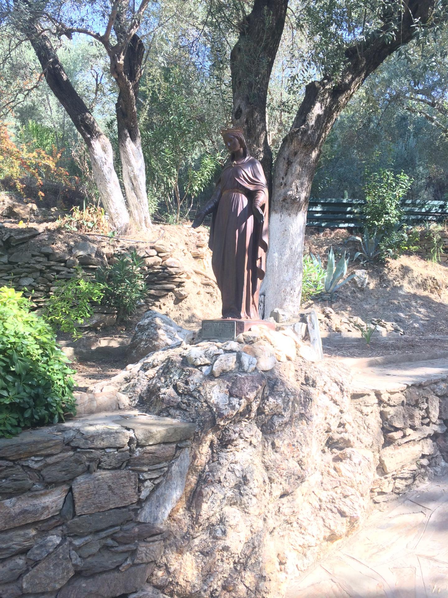 House of Virgin Mary, Mary's House in Selcuk, House of Virgin Mary in Ephesus, Mary's House, Virgin Mary's House, Meryem Ana Evi