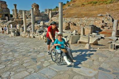 accessible friendly ephesus