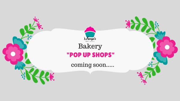 Pop Up Shops Coming Soon