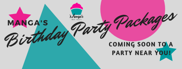 Check out our Birthday Party packages!
