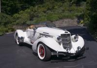 1936 Auburn Speedster Angle