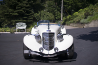 1936 Auburn Speedster Front