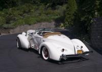 1936 Auburn Speedster Rear