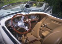 1936 Auburn Speedster Interior