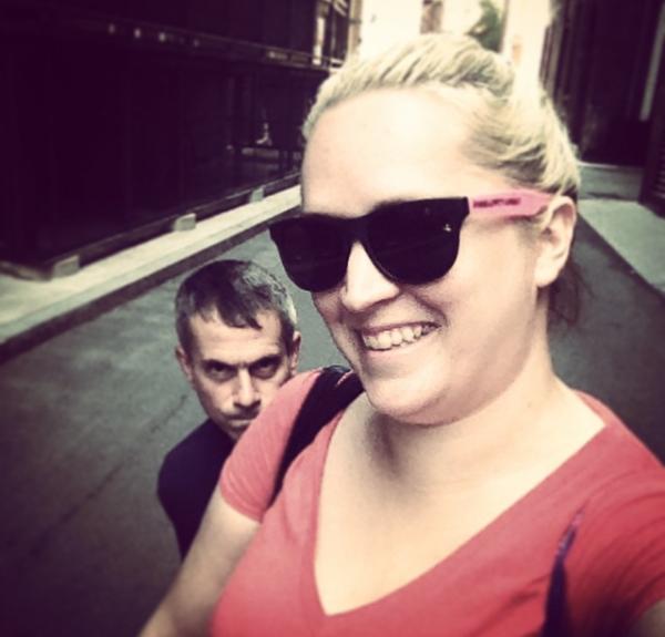 alley craziness