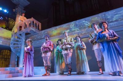 La Descente d'Ophee aux Enfers, Gotham Opera