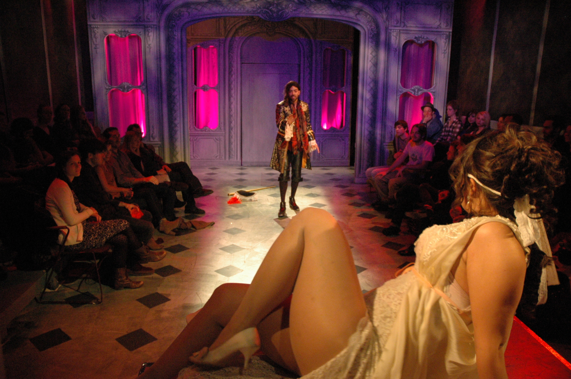 Restoration Comedy, Flea Theater
