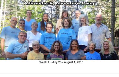 Adirondack Adventure Camp for Adults