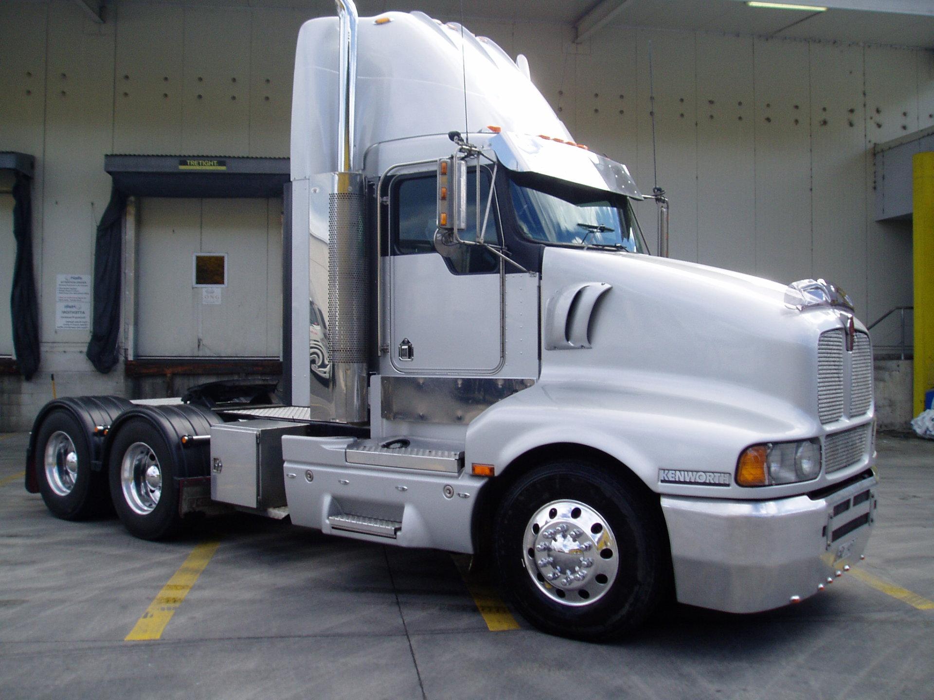 2005 T604 Kenworth