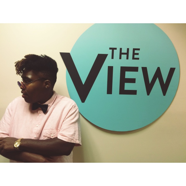 "Backstage for ABC's ""The View"""