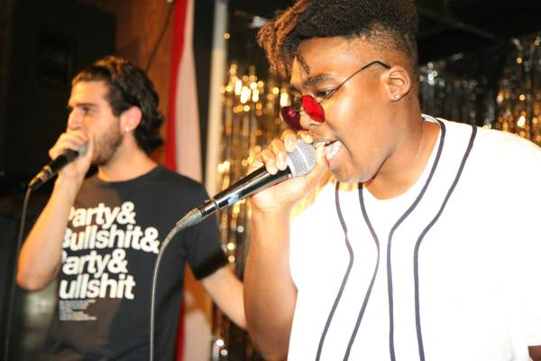 """Eat The Mic"" Close up at Black God Pantheon Showcase (BK NYC)"
