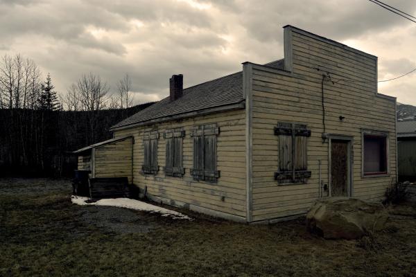Some Unused Buildings