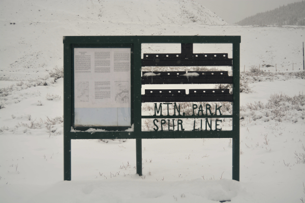 Mountain Park Spur Line