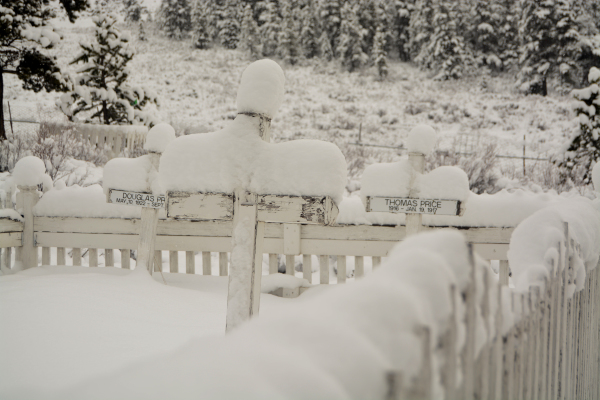 Snowy Memorial