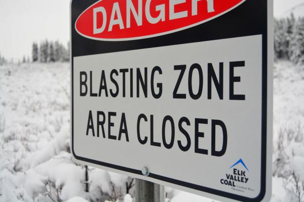 Blasting Zone