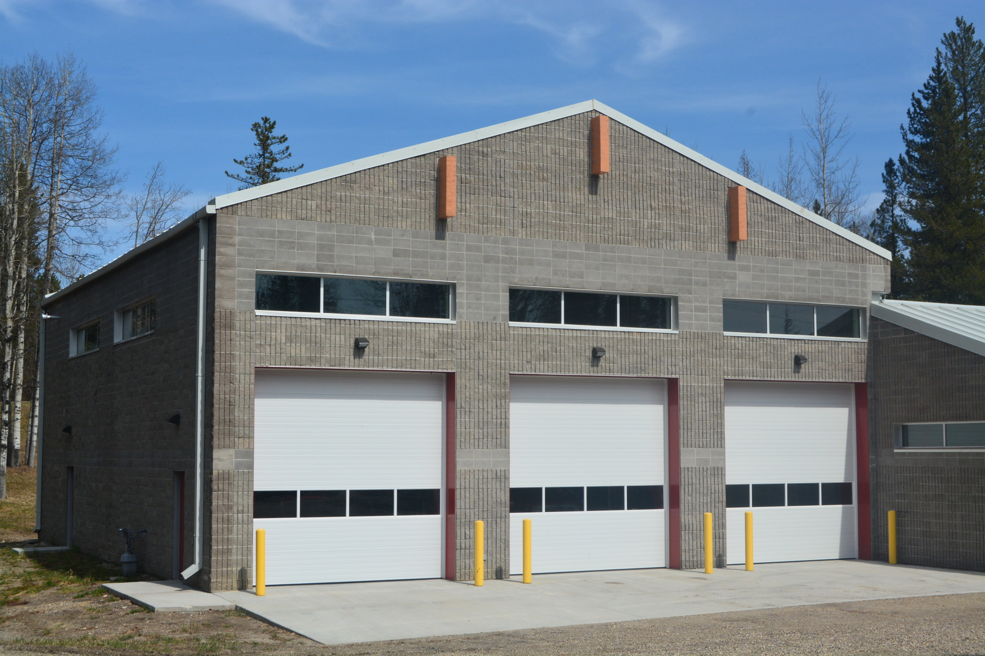 Robb Fire Hall