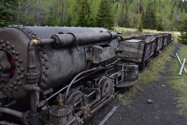 Coal Engine