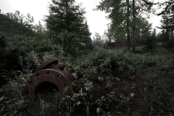 Pipe Debris