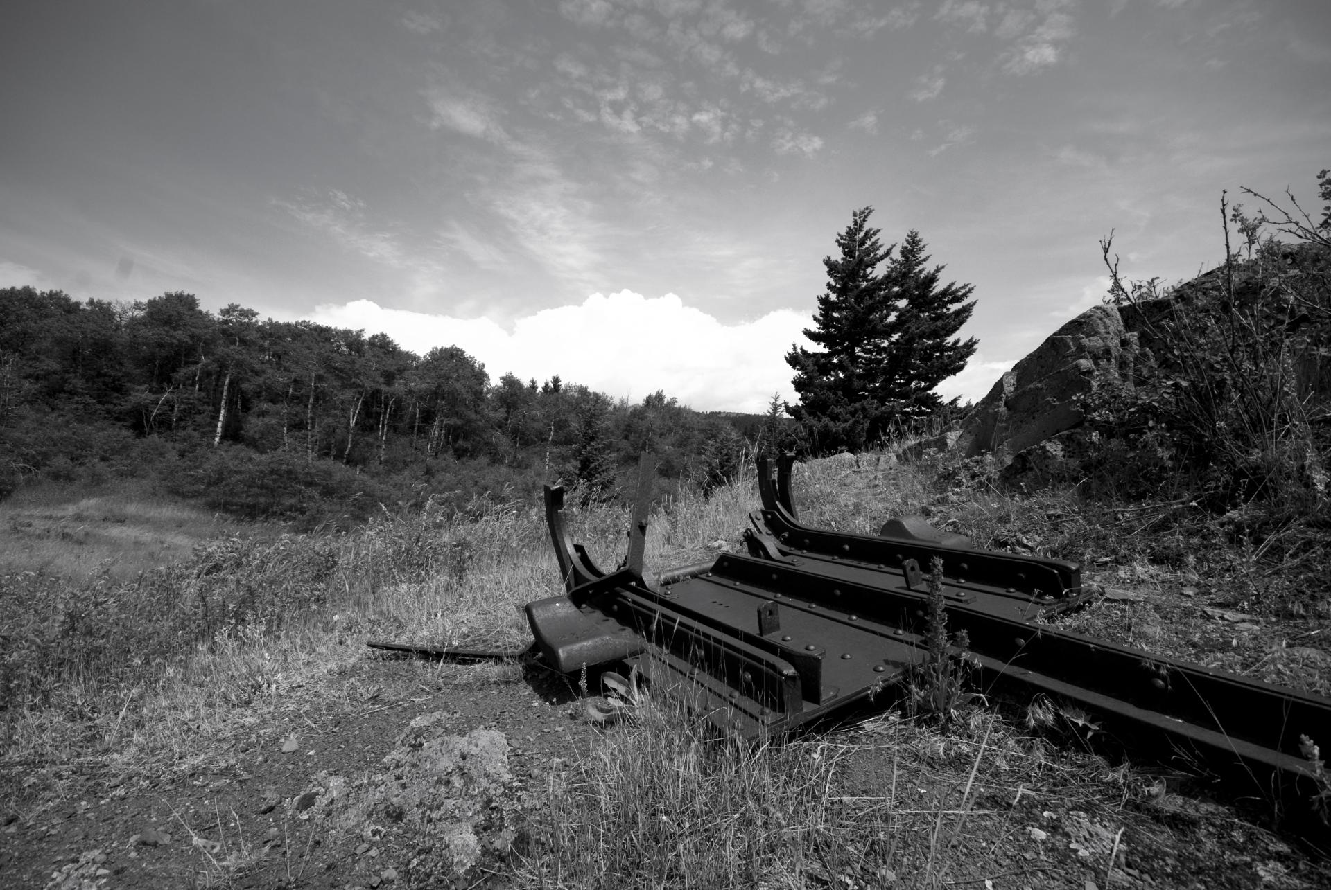 Desolate Memories of an Industry